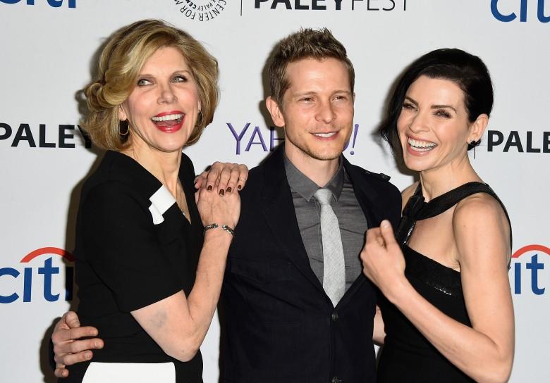 The Good Wife, The Good Wife Season 7, The Good Wife Cast, Julianna Margullies, Christine Baranski, Matt Czuchry