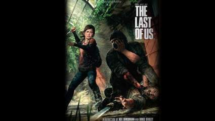 the last of us art book
