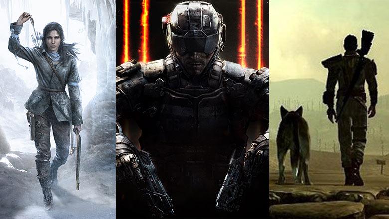 Upcoming Xbox One games november 2015