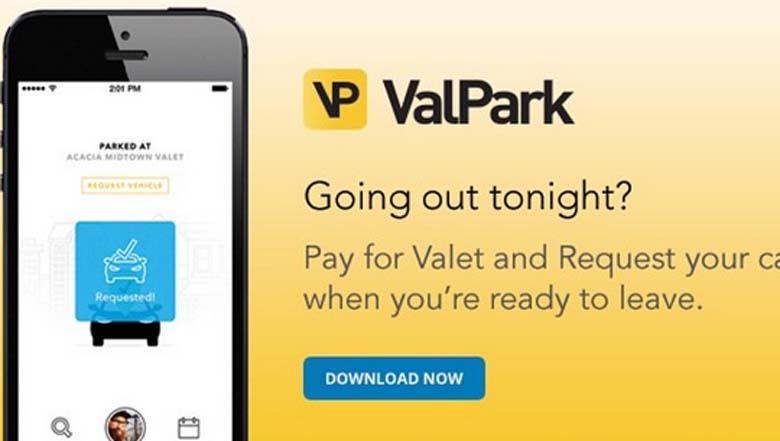 valet app, valet app shark tank