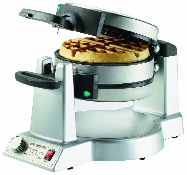 Waring Pro WMK600 Double Belgian-Waffle Maker, waffle maker, waffle iron