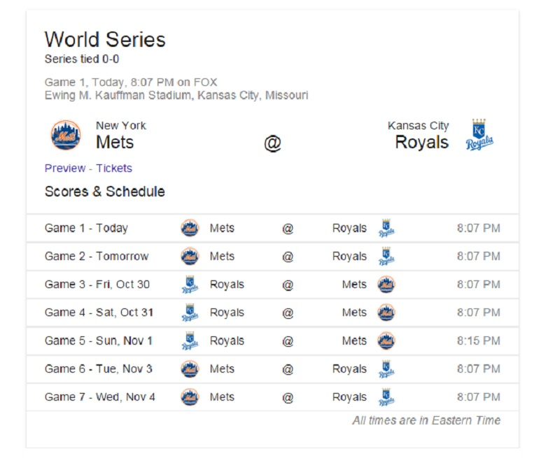 World Series, World Series 2015, World Series Games, World Series Game 1, World Series Game 2, World Series Game 3, World Series Game 4, World Series Game 5, World Series Game 6, World Series Game 7, World Series Schedule 2015, World Series Game Dates 2015, World Series Dates 2015, When Is The World Series