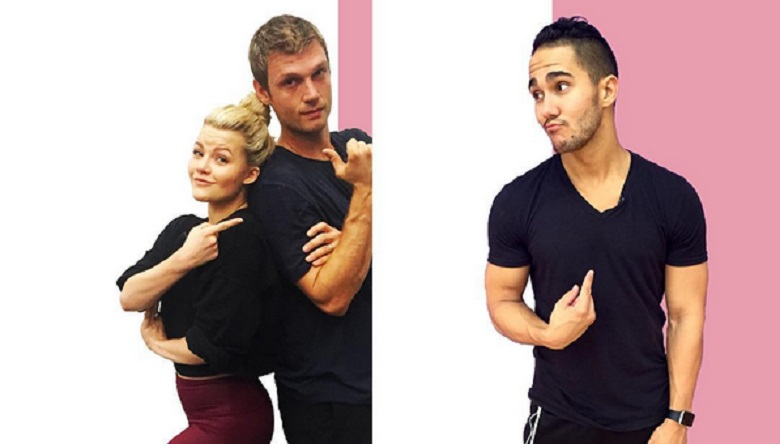 Nick Carter, Nick Carter DWTS, Nick Carter Dancing With The Stars, Nick Carter And Witney Carson, Nick Carter DWTS Season 21, Witney Carson DWTS