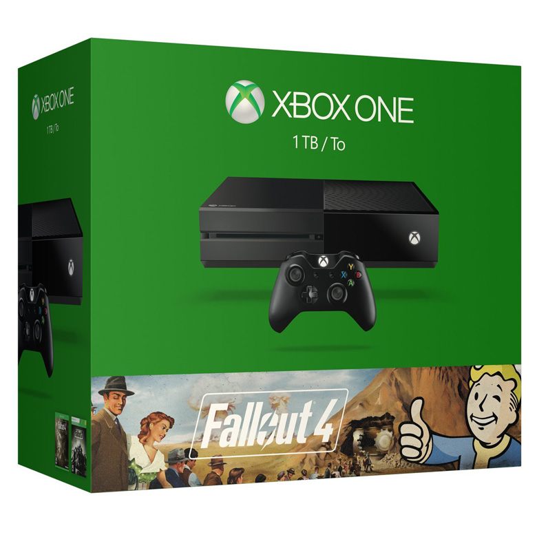 Xbox One Fallout 4 Bundle