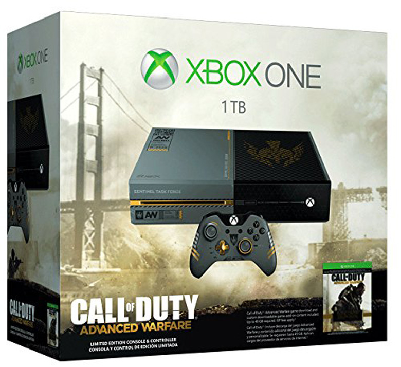 Xbox One Call of Duty Advanced Warfare Bundle