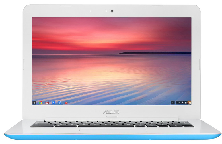 ASUS Chromebook 13 Inch HD with Gigabit WiFi, 16GB Storage and 4GB RAM