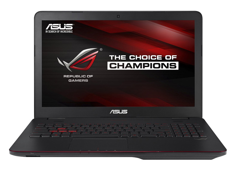 ASUS ROG GL551JW-AH71(WX) 15.6 in Full-HD Laptop with NVIDIA GTX960M