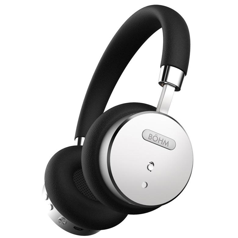 BÖHM Wireless Bluetooth Headphones with Active Noise Cancelling Headphones, headphones