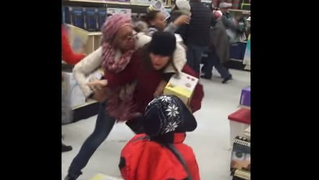 Black Friday Fights The Videos You Need To See Heavy Com