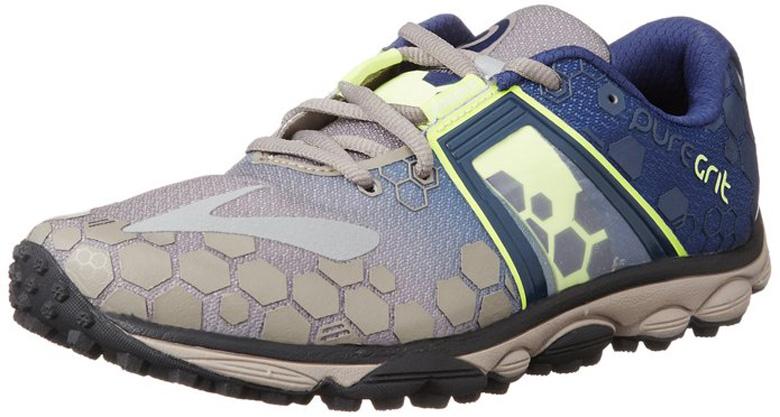 Brooks PureGrit 4 Trail Running Shoe, trail running shoe