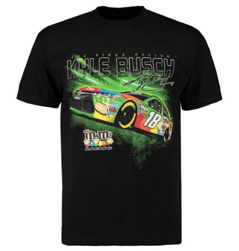 kyle busch shirts gear