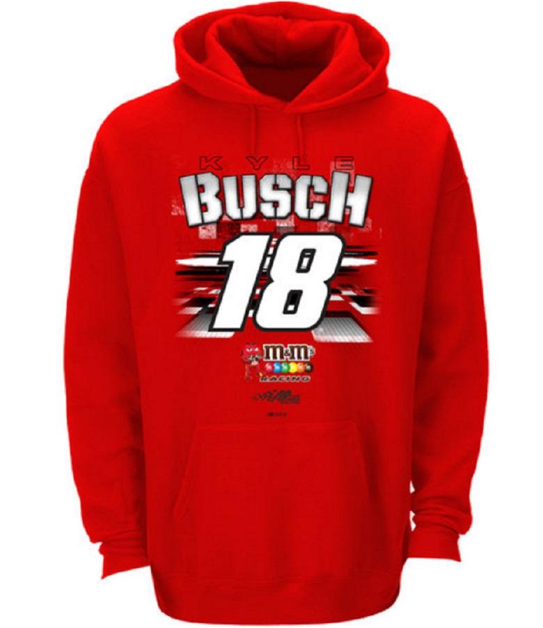 kyle busch hoodies gear