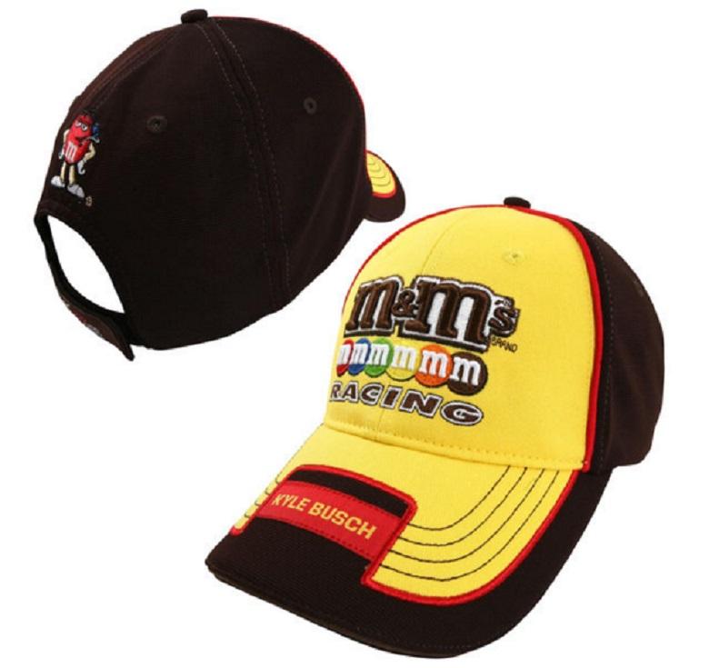 kyle busch hats gear