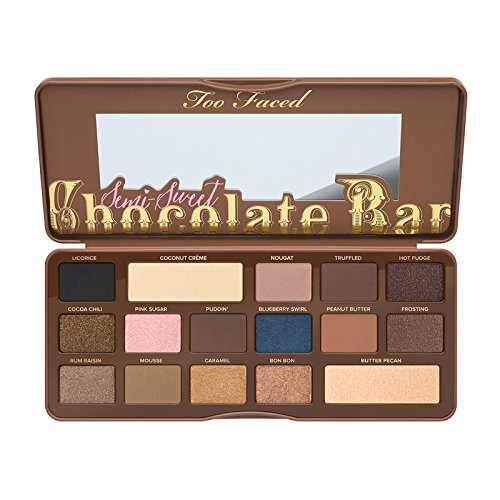 Too Faced 16 color chocolate eyeshadow palette