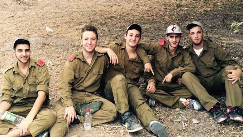 Ezra Schwartz IDF Israel Sharon Massachusetts Facebook