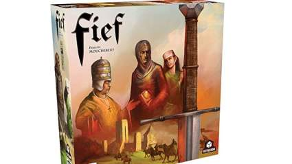 Fief board game