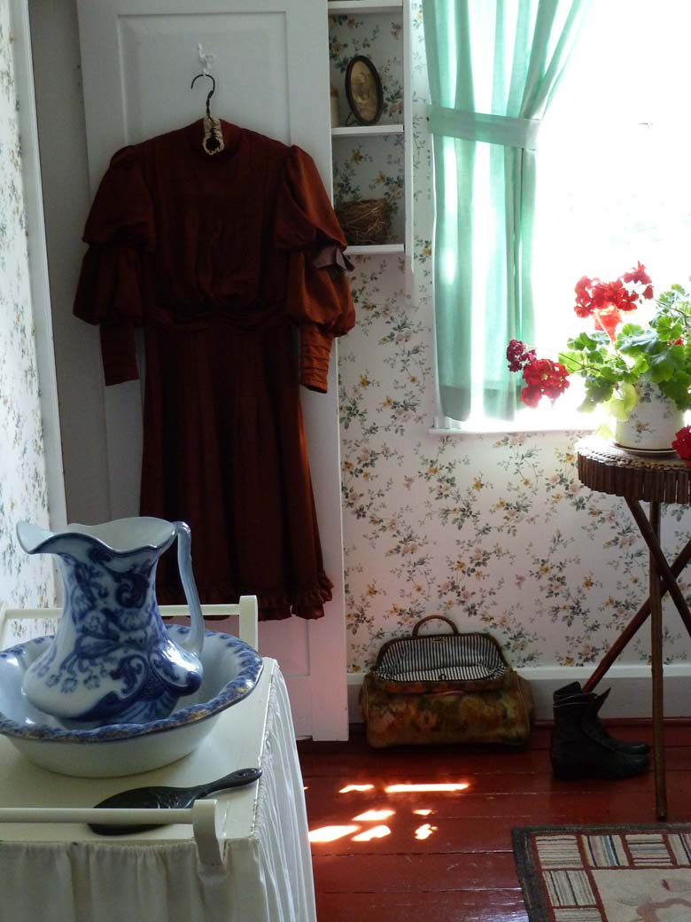 Anne Shirley Green Gables National Historic Site in Cavendish, Prince Edward Island, Canada,