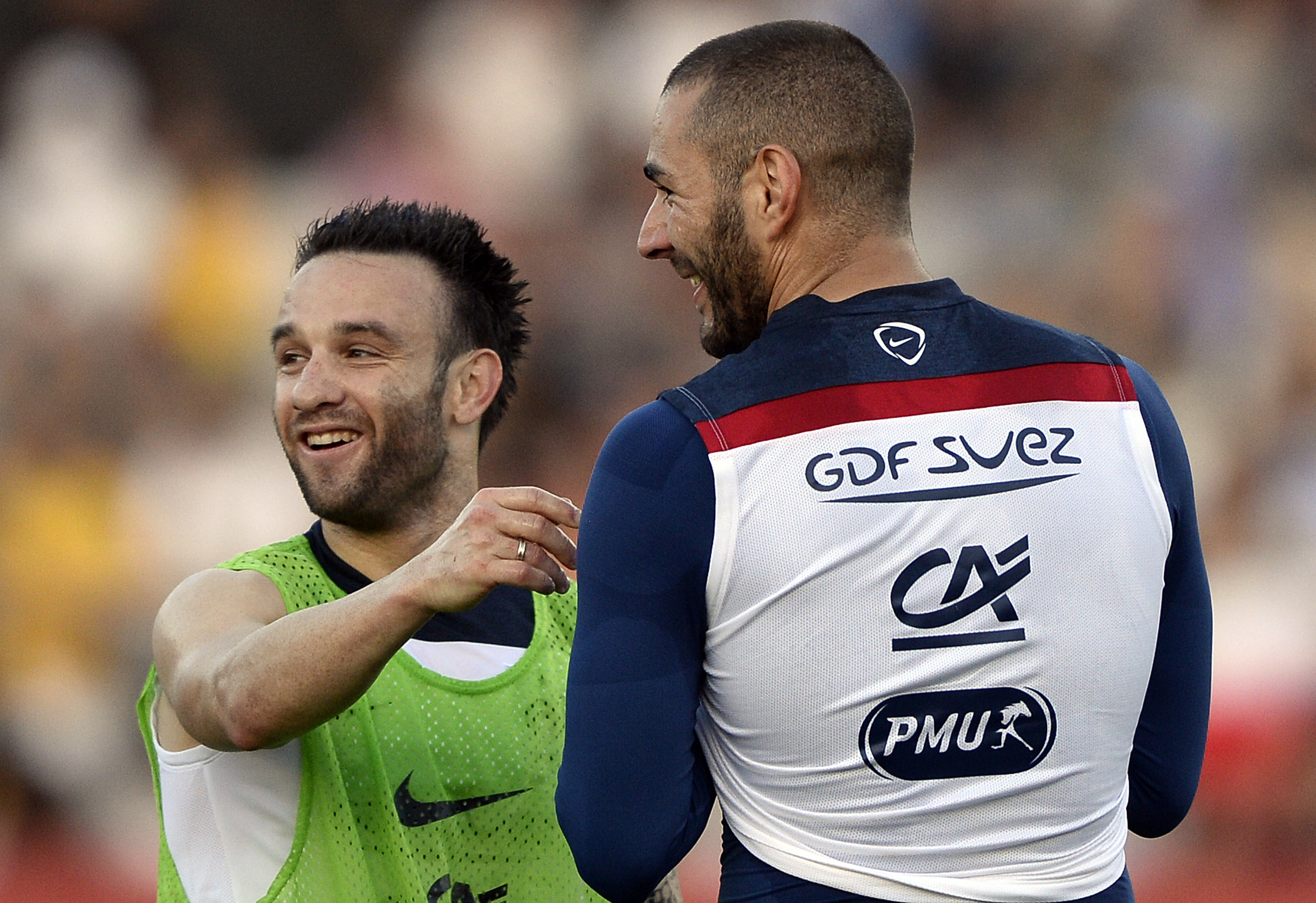 Mathieu Valbuena and Karim Benzema, Mathieu Valbuena sex tape, Why was Karim Benzema arrested?