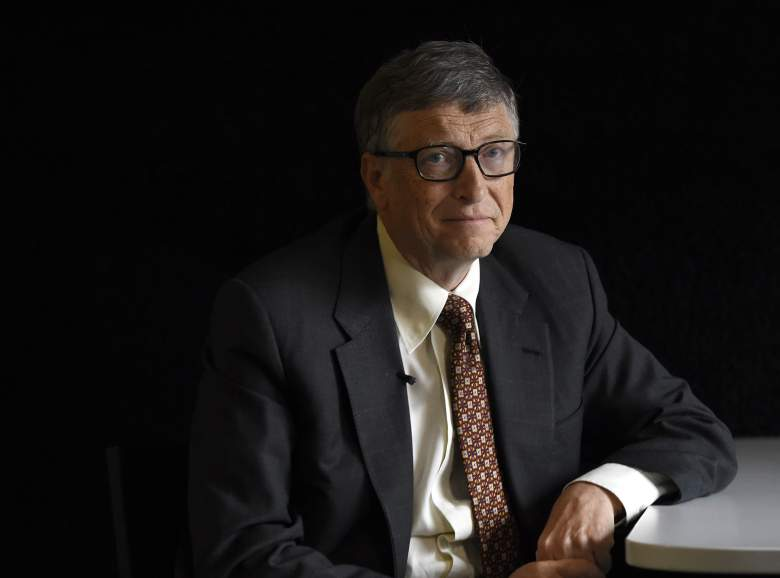 TO GO WITH AFP STORY BY DEBORAH COLE - US billionaire philanthropist Bill Gates of the Bill & Melinda Gates Foundation is pictured at an interview with AFP in Berlin on January 27, 2015 where he attends the donor conference of the Gavi Alliance, a public-private partnership bringing vaccines to poor countries. The conference aims to mobilise an additional $7.5 billion in pledges for 2016-2020 to save up to six million lives.  AFP PHOTO / TOBIAS SCHWARZ        (Photo credit should read TOBIAS SCHWARZ/AFP/Getty Images)