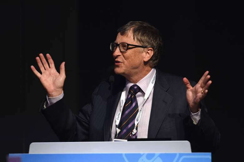 bill gates net worth