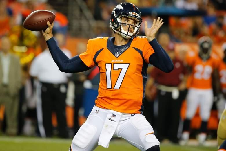 Brock Osweiler, Denver Broncos, NFL