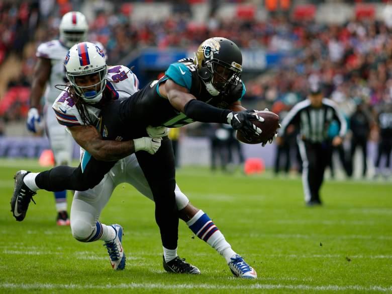 Allen Robinson, Jacksonville Jaguars, NFL