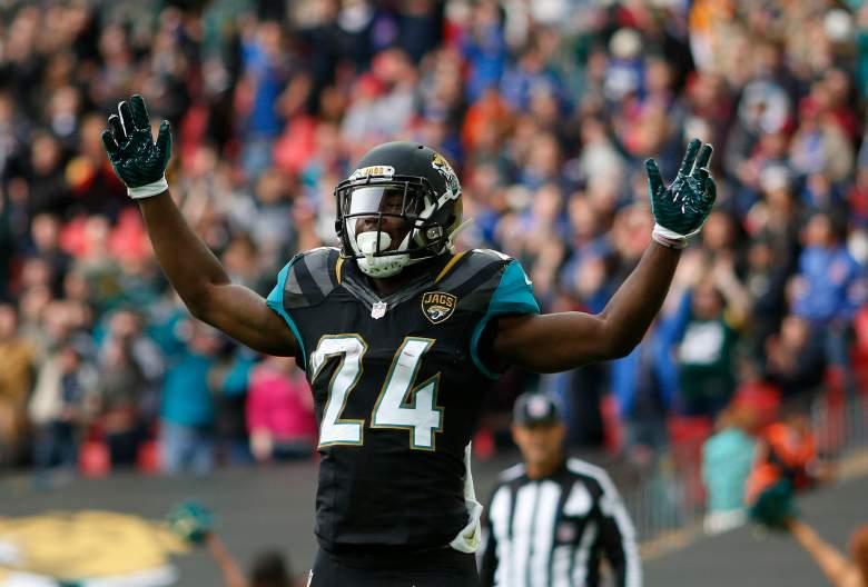 TJ Yeldon, Jacksonville Jaguars, NFL
