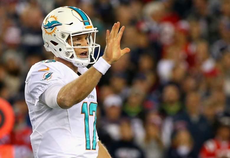 Ryan Tannehill, Miami Dolphins, NFL