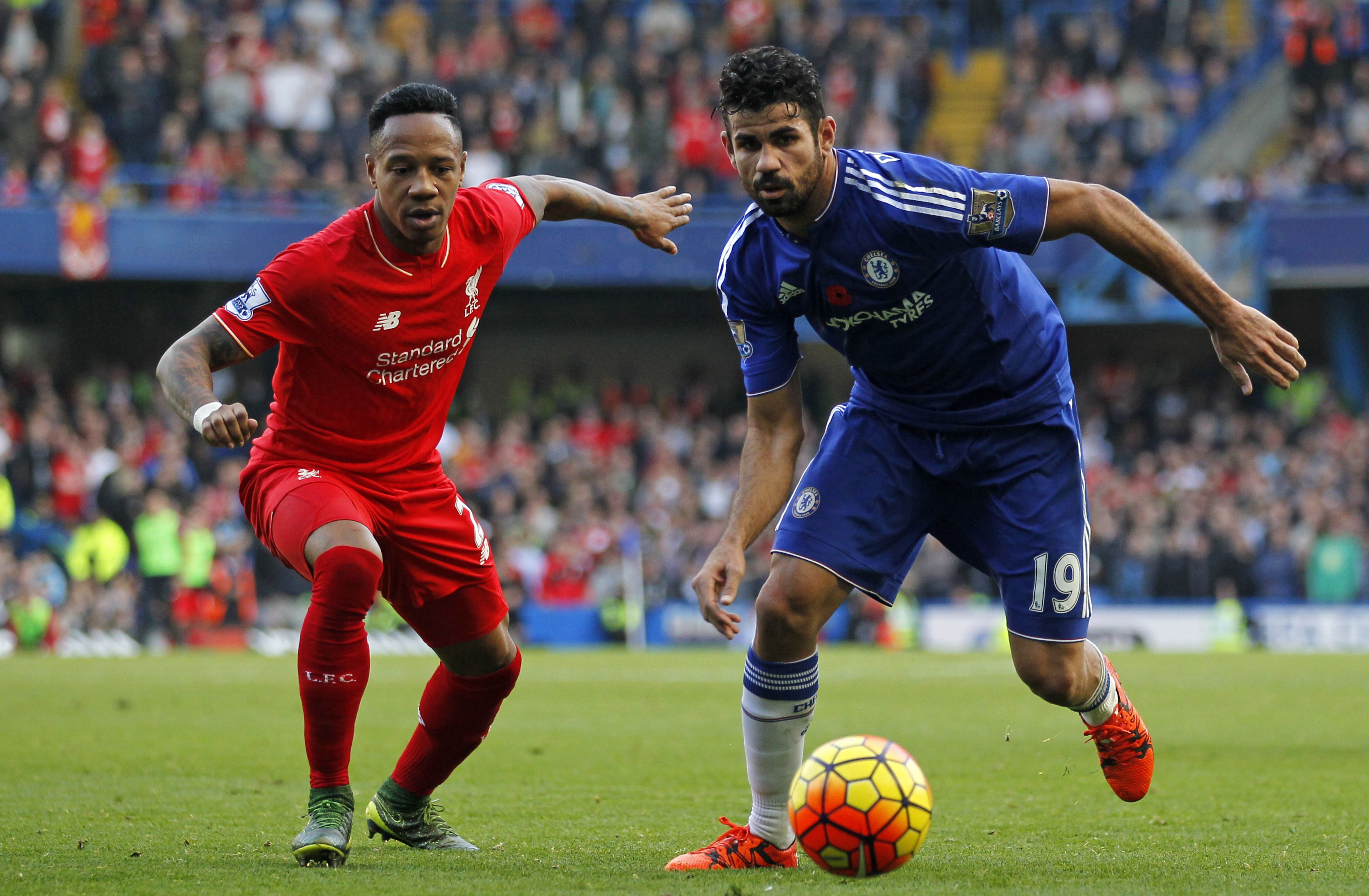 Diego Costa needs to return to last-season form for Chelsea. (Getty)