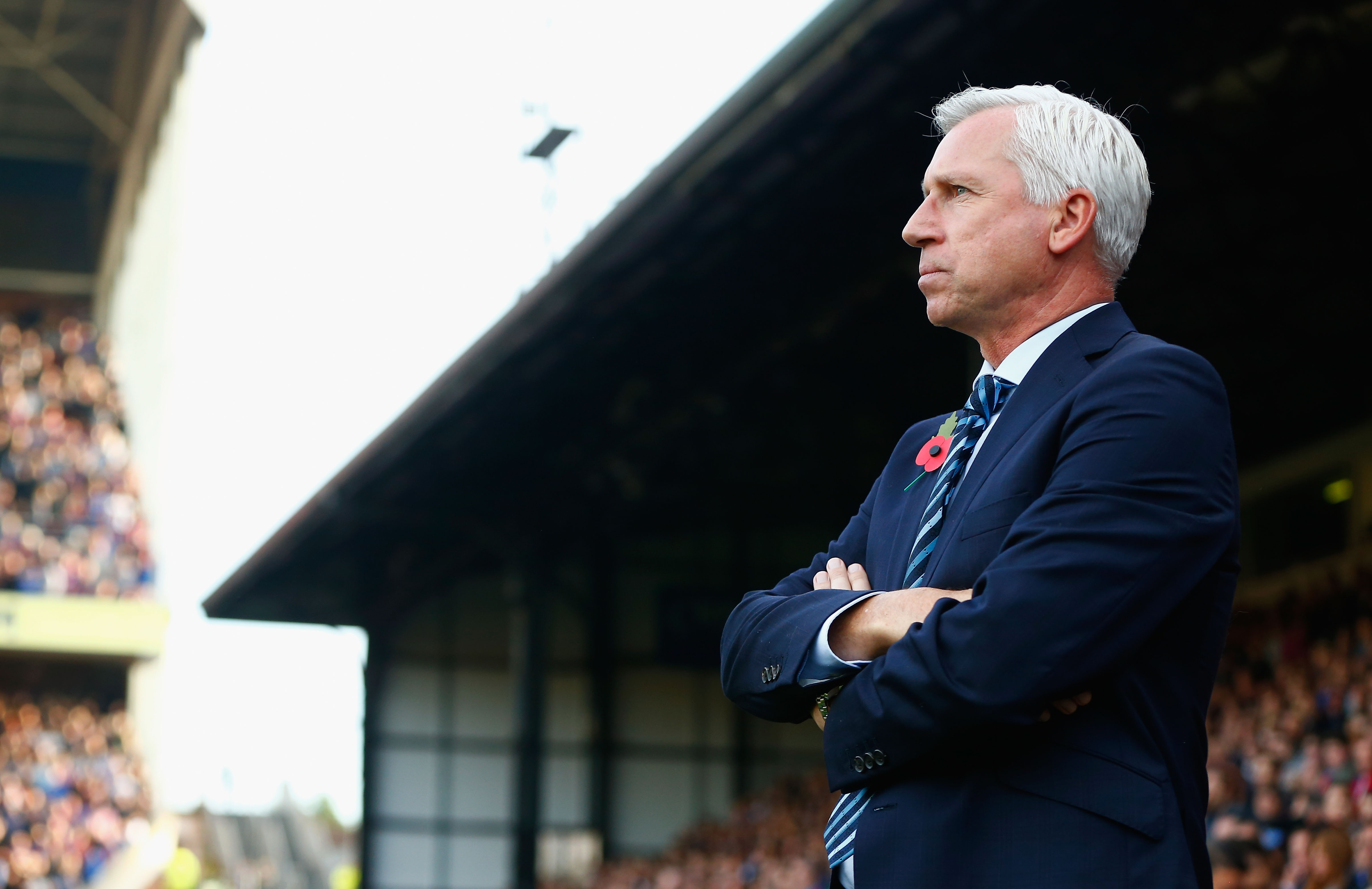 pardew, crystal palace