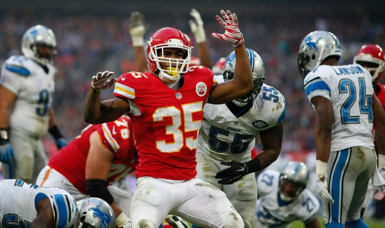 The Chiefs dominated the Lions in London. (Getty)