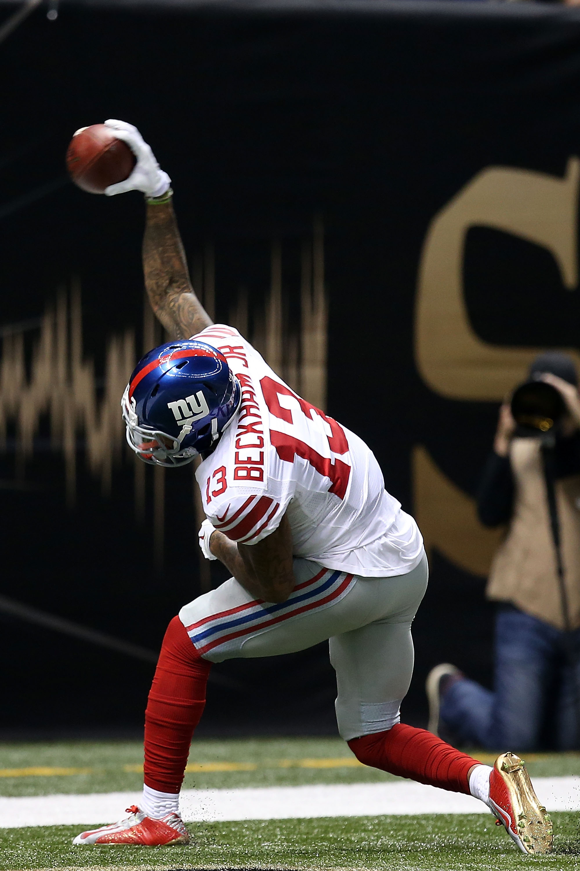 odell beckham, new york giants