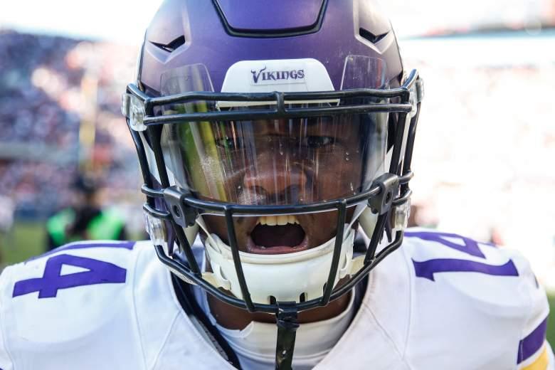 Stefon Diggs, Vikings wide receiver