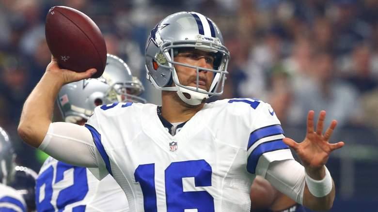 Matt Cassel, Dallas Cowboys, NFL