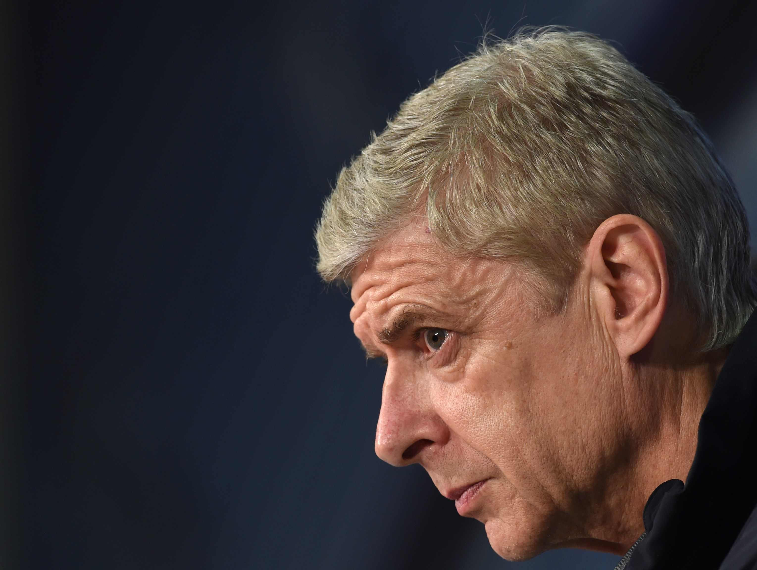 Arsene Wenger has dealt with numerous injuries to his side this season. (Getty)