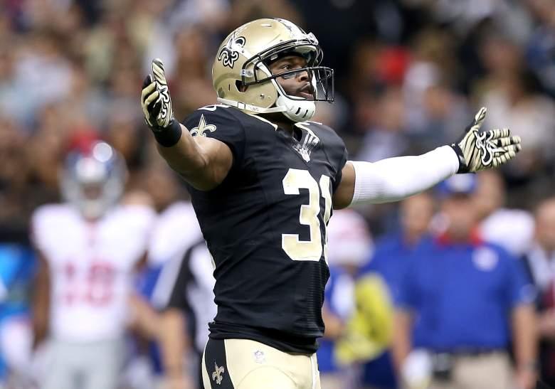 Jairus Byrd, New Orleans Saints, NFL
