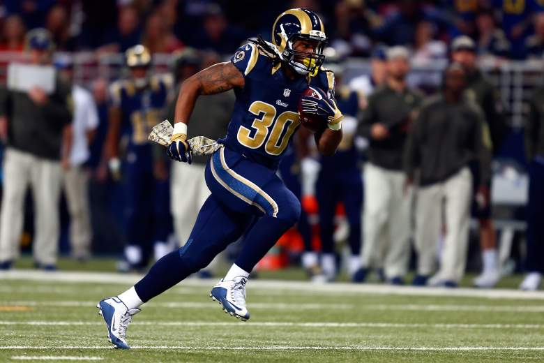 Todd Gurley, St. Louis Rams, NFL