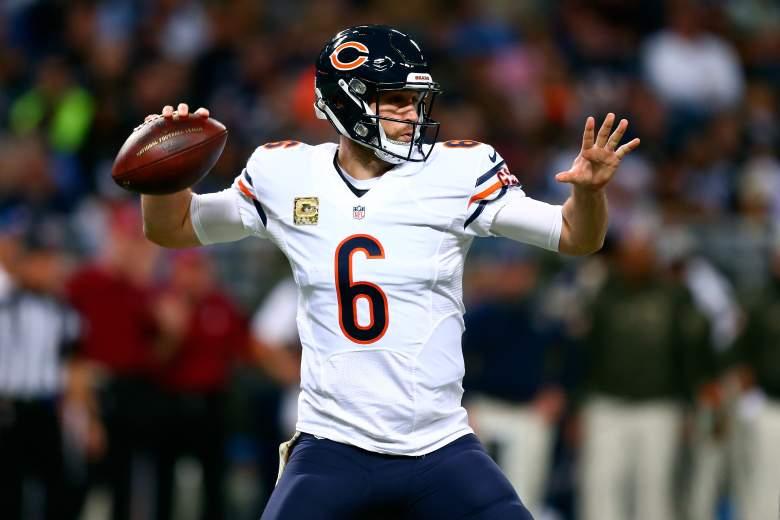 Jay Cutler, Chicago Bears, NFL