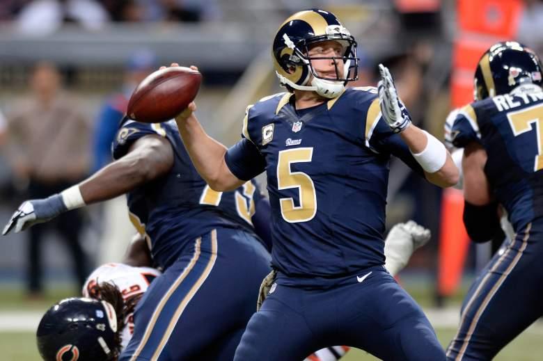 Nick Foles, St. Louis Rams, NFL