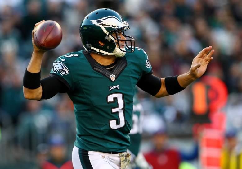 Mark Sanchez, Philadelphia Eagles, NFL