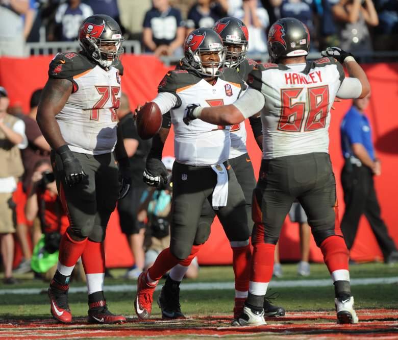 Jameis Winston, Tampa Bay Buccaneers, NFL