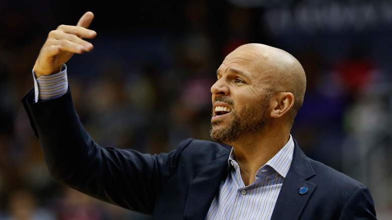 Jason Kidd Lakers head coach