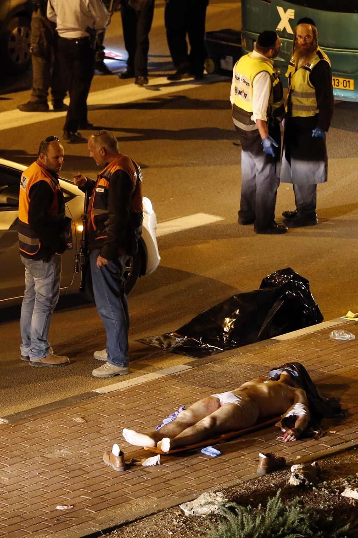 Ezra Schwartz Death Scene