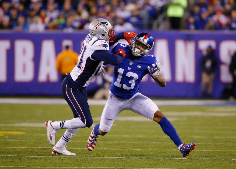 Odell Beckham, New York Giants, NFL
