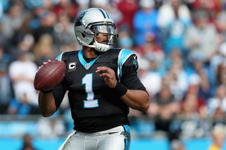 Cam Newton, Carolina Panthers, NFL
