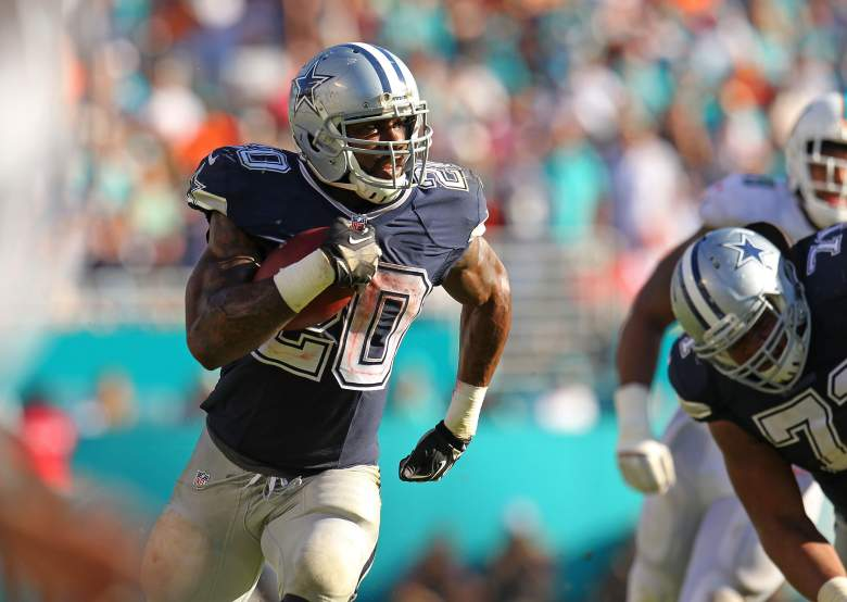 Darren McFadden, Dallas Cowboys, NFL