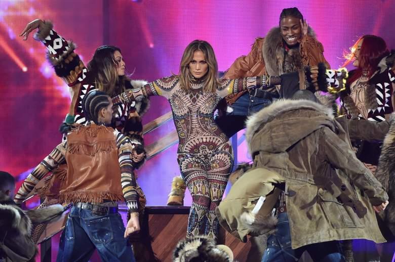 Jennifer Lopez, Jennifer Lopez AMAs 2015, Jennifer Lopez American Music Awards 2015, American Music Awards 2015 Performance, Jennifer Lopez AMAs 2015 Opening Performance