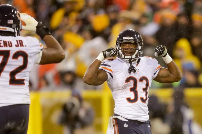 Jeremy Langford, Chicago Bears, NFL