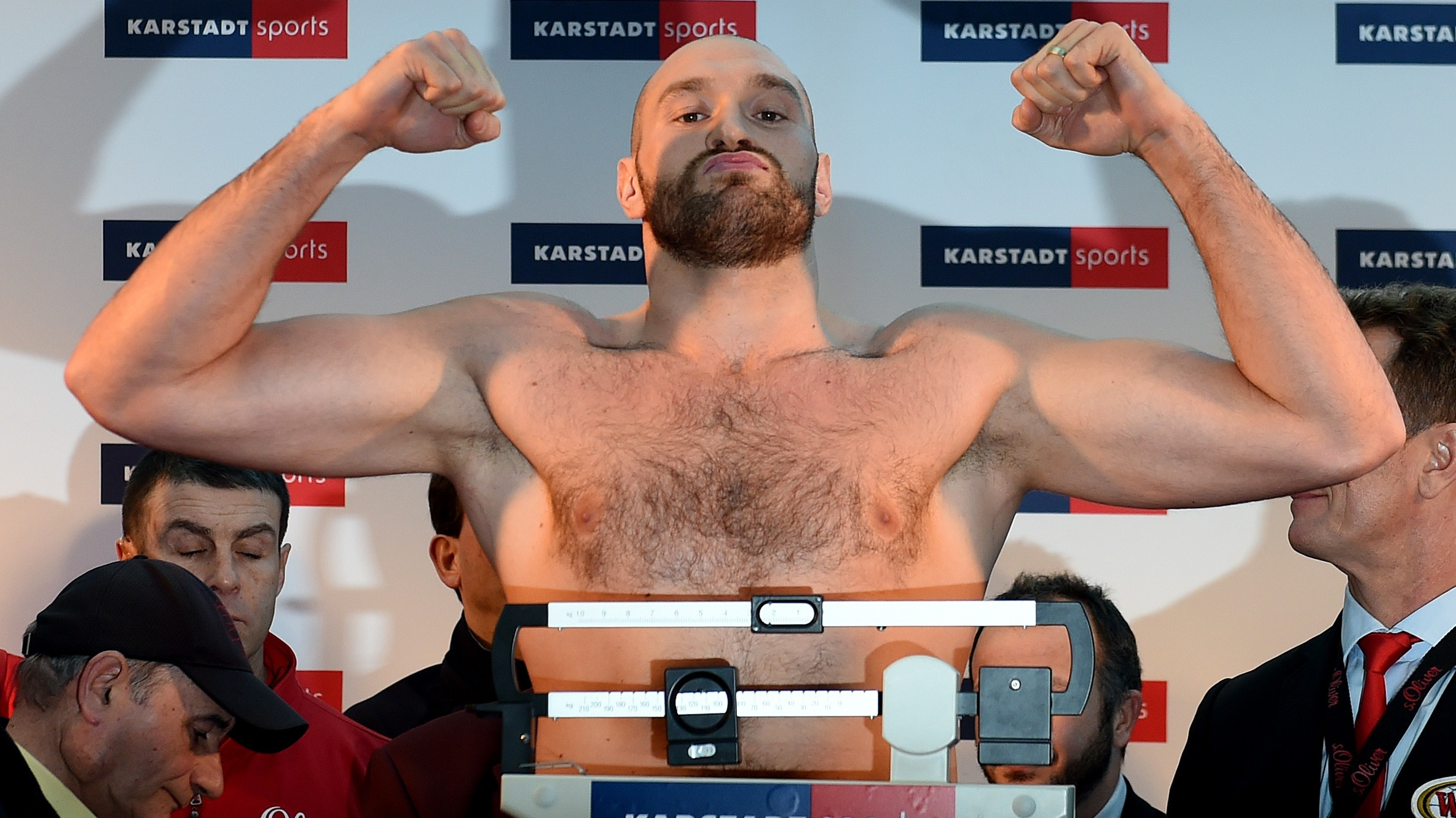 Boxing News: How to Order Klitschko vs Tyson Fury, how to the Fury Fight in the UK