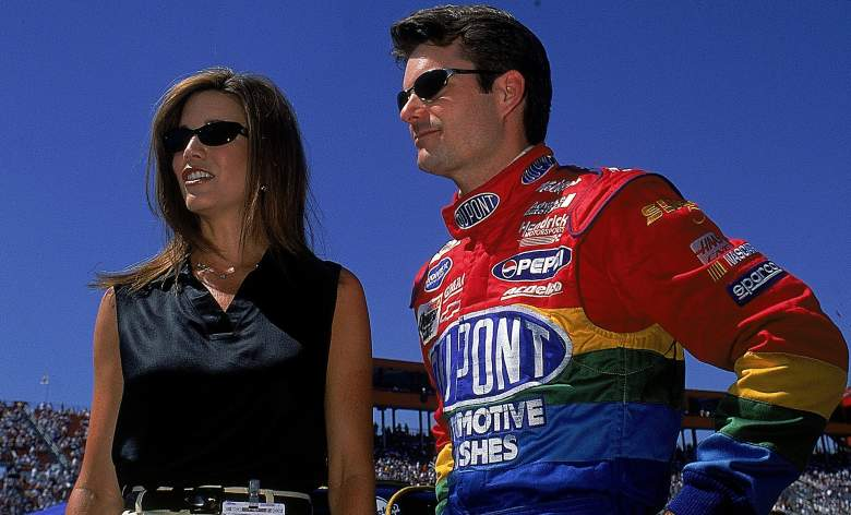 Jeff Gordon Ingrid Vandebosch 5 Fast Facts You Need To Know Heavy Com